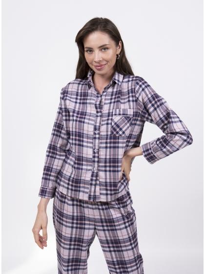"""Домашняя пижама """"Индефини"""" (Арт. 572000-TCC0122)"""
