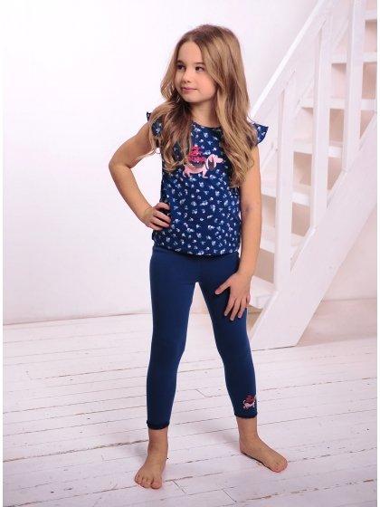 """Детская пижама для девочек """"Индефини"""" (Арт.951000-GTZ9046)"""